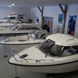 AMT-båtar i vår butik